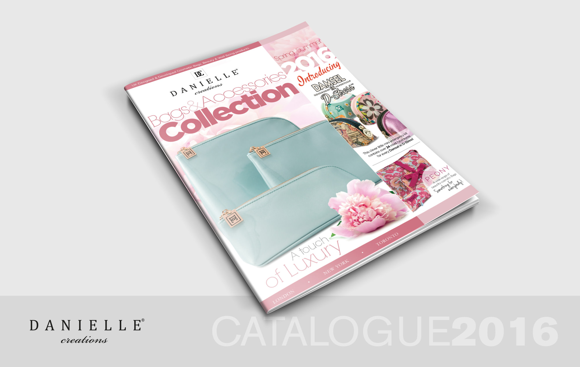 Catalogue Design Essex Agency - Creative Pixel Agency